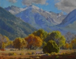 <h5>Crestone Autumn 11x14 Oil on Linen</h5>