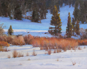 Winter Afternoon 16x20