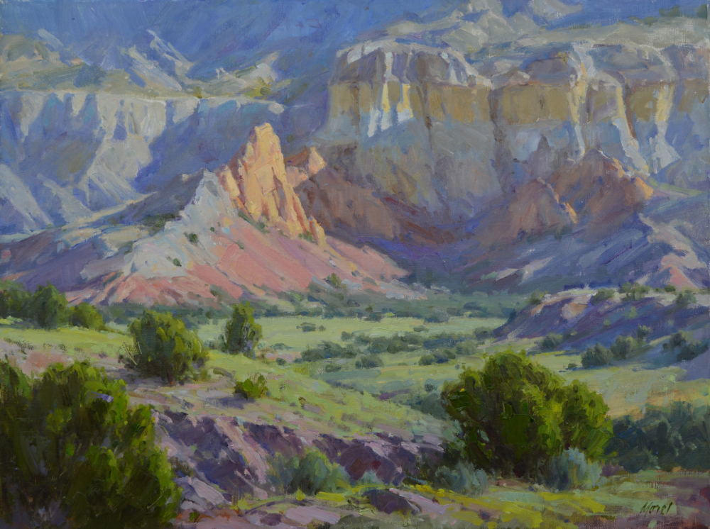 Across the Valley – Ghost Ranch NM