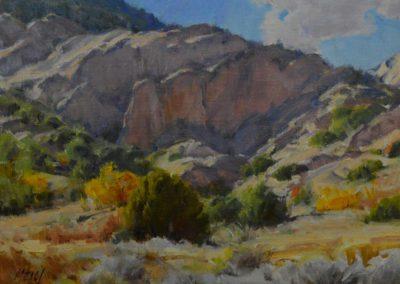 Badlands Fall NM