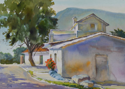 Spain: Adobes in the Sierra